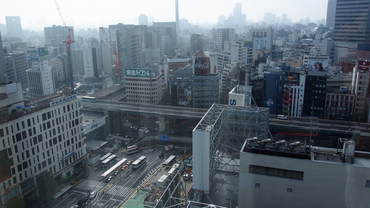 city, architecture, building exterior, skyscraper, cityscape, built structure, modern, high angle view, city life, no people, outdoors, day, travel destinations, urban skyline
