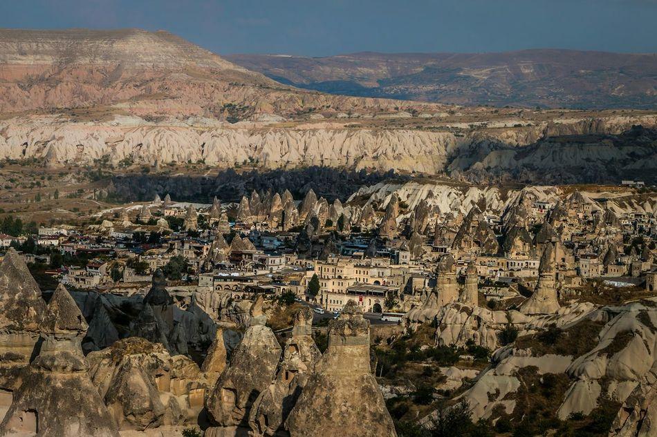 Landscape_Collection Landscape Sky Mountain Miuntains Cappadocia Kapadokya Nevsehir Turkey