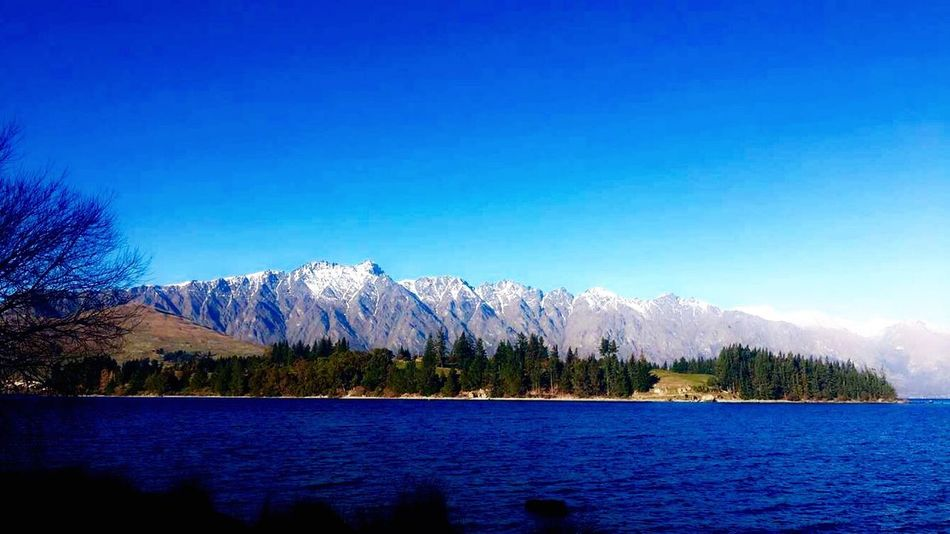 I fell in love with The Remarkables in Queenstown Nz First Eyeem Photo