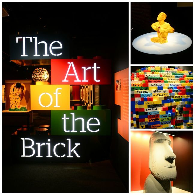If you're really, really, really into Legos Are Fun , you should check out The Art Of The Brick at Faneuil Hall But you really need to be Lil Crazed ❤ about Lego's.