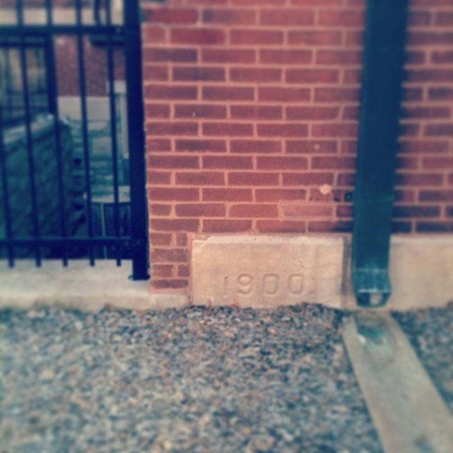 ParkerHall established 1900. Mizz Mizzou