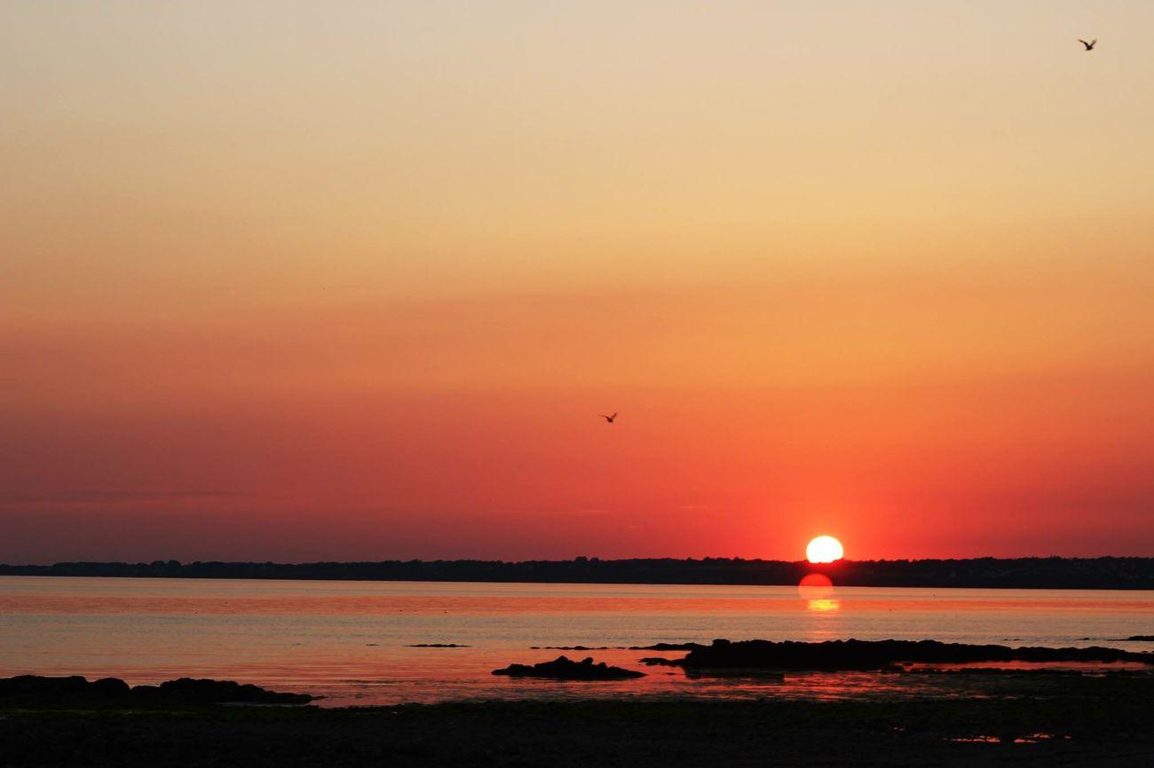 Bretagnetourisme Bretagne Sea Sunset