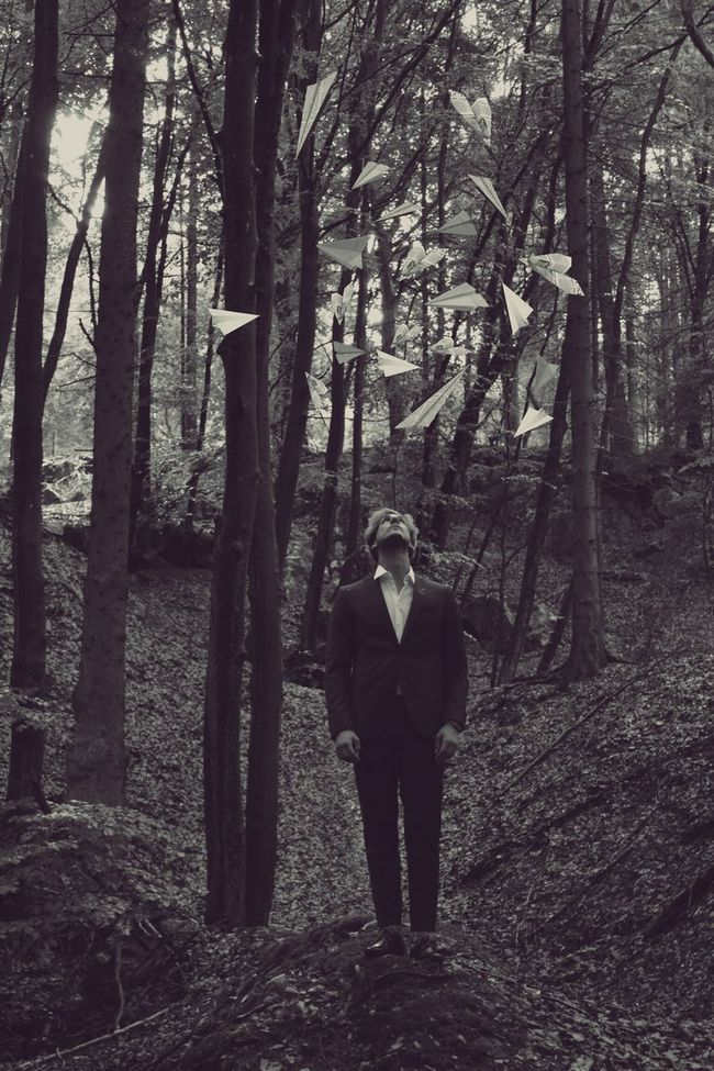 Paperplanes Thewoods First Eyeem Photo