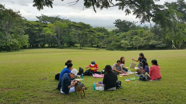 My Student Life Lunch Lunch Break University University Life GradSchool Costa Rica El Rodeo