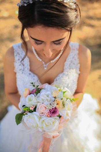 EyeEm Selects Bride Wedding Wedding Dress Wedding Ceremony Portrait Dugunfotografcisi Weddingday  Weddingparty Wedding Photography ızmir