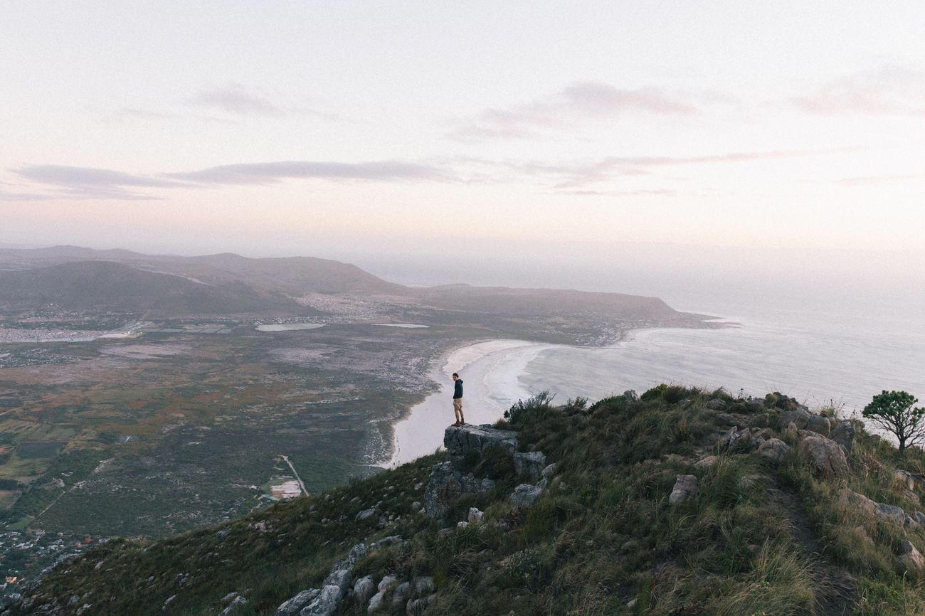 Noordhoek Beach from Chapman's peak Hike The Great Outdoors - 2017 EyeEm Awards Live For The Story