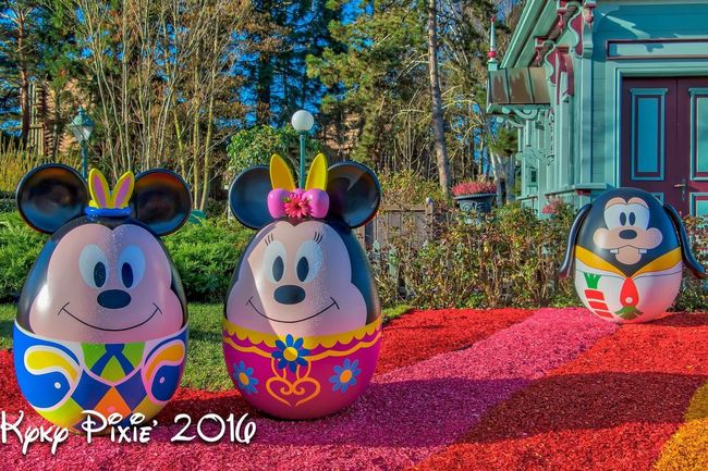 Disneyland Mickey Mouse Waltdisney Hdrphotography HDR Disneyland Paris Photography Decoration Multi Colored Disneylandparis Disney Disneyland Resort Paris