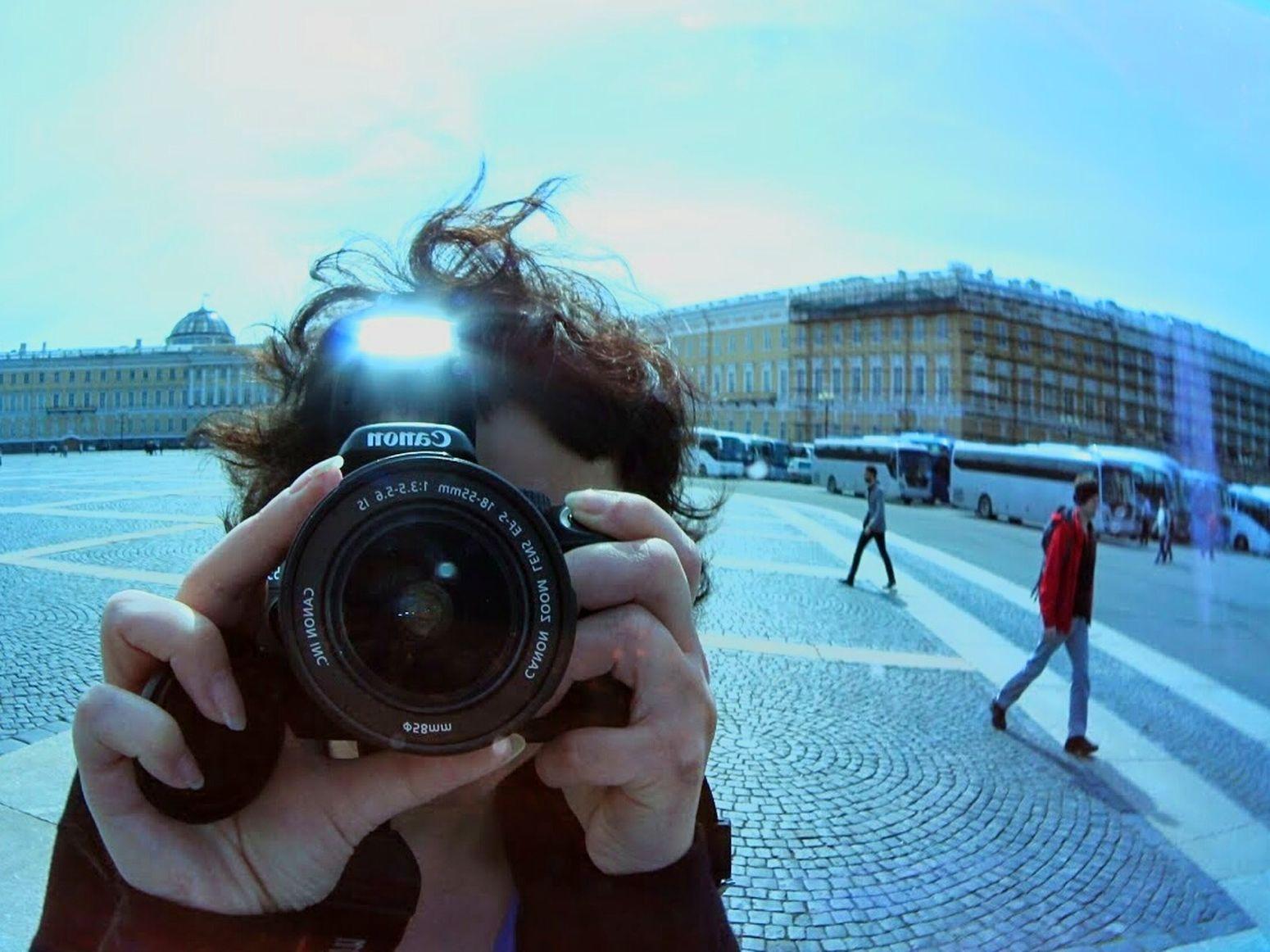 Яна фото Сьемка обьектив Питер Дворцовая площадь Санкт-Петербург