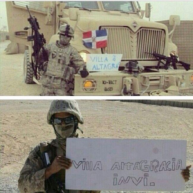 Japi Veterans Day! saludo a todo ? Teamdominican