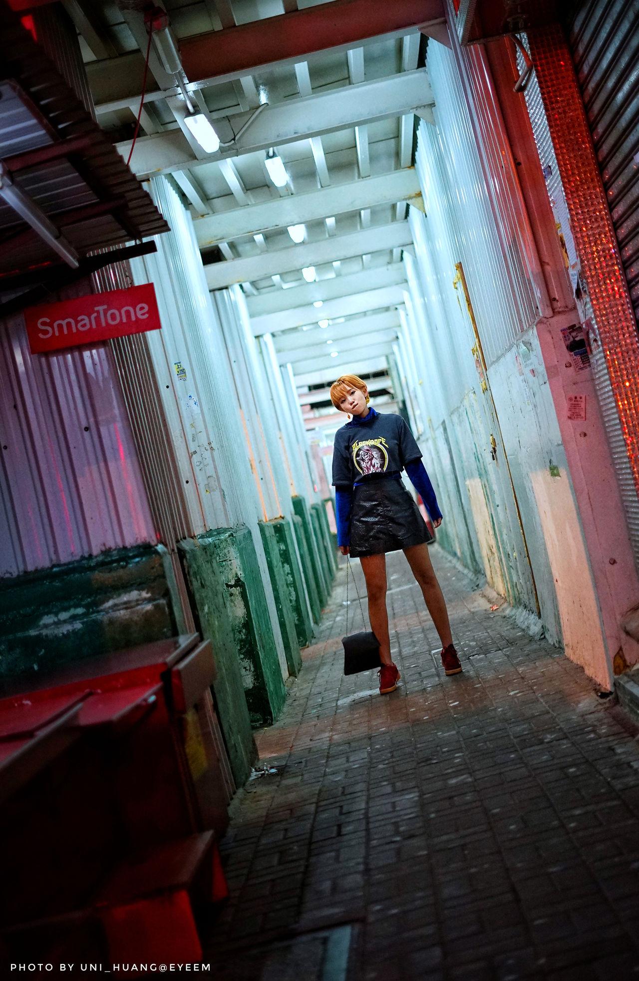 One Woman Only Night HongKong Hongkongphotography Hongkong Style Travel Young Adult Vacations Hongkongstreet