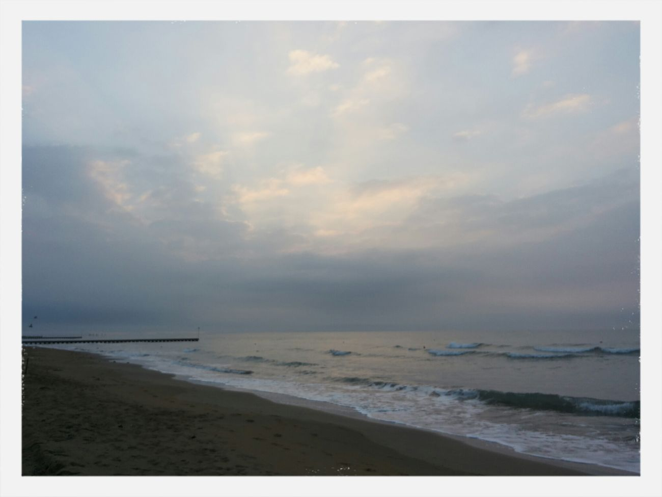 Sptember morn @cittádijesolo Almost Cloud