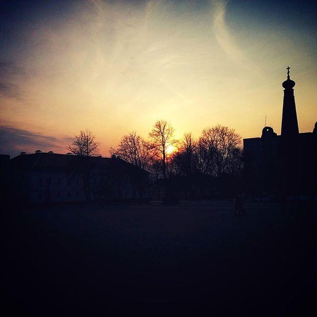 Полоцк Nexus5 Polotsk Sunset