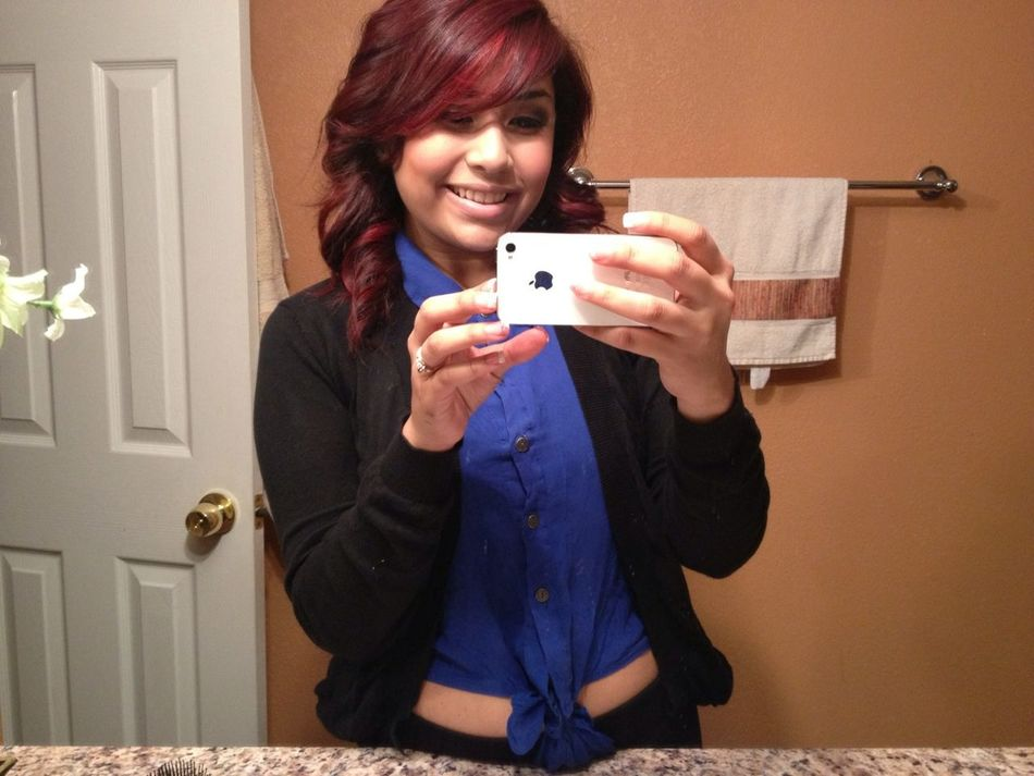 My Red Hair :o Love It Tho