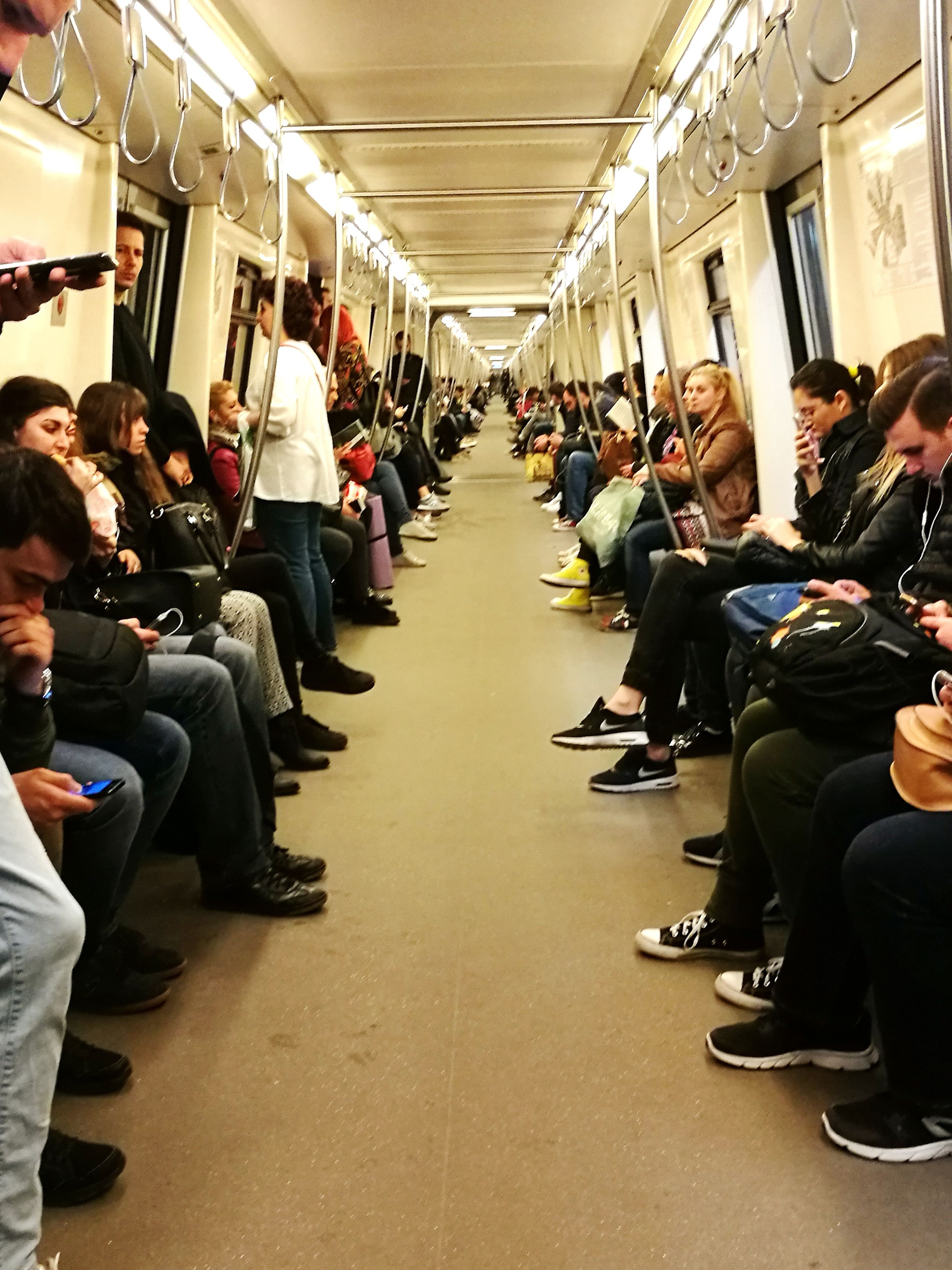 large group of people, travel, in a row, people, indoors, women, men, adults only, adult, crowd, day