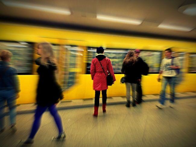 Subway Keep It Blurry