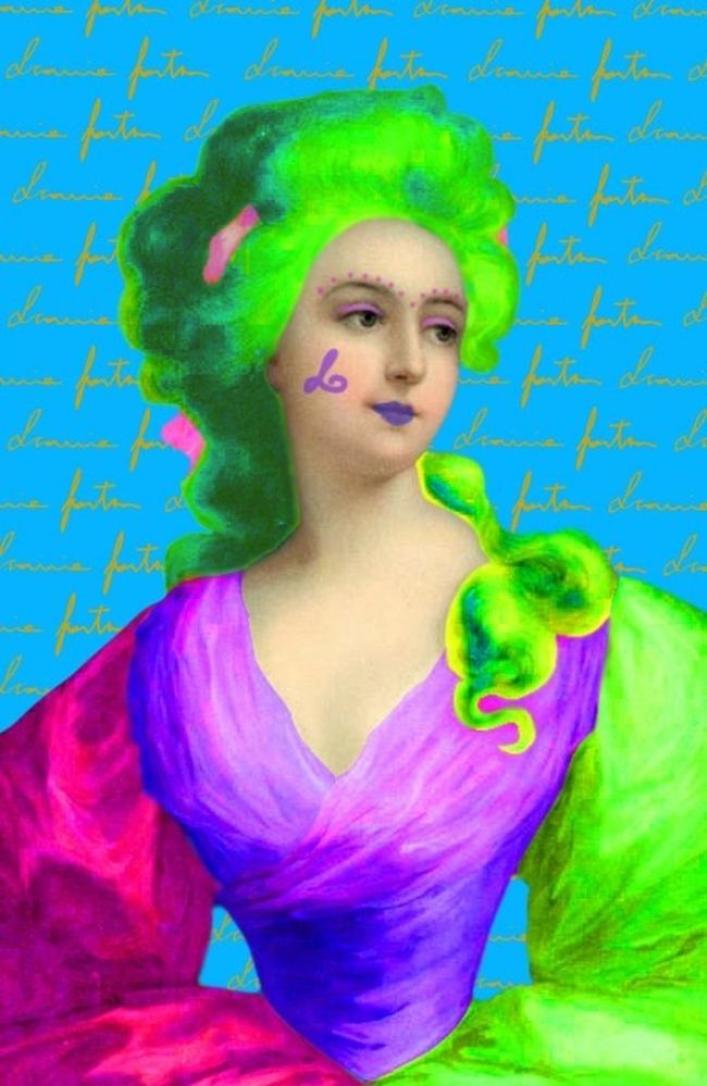⚜🌷Have a beautiful and colorful 4 day🌷⚜ Laviniafenton Hello World Enjoying Life Art MyArt Neobaroque Neobaroquequeen Fentonideas Mystyle Fluorococo Illustration That's Me EyeEm Gallery EyeEm Nature Lover Fluo