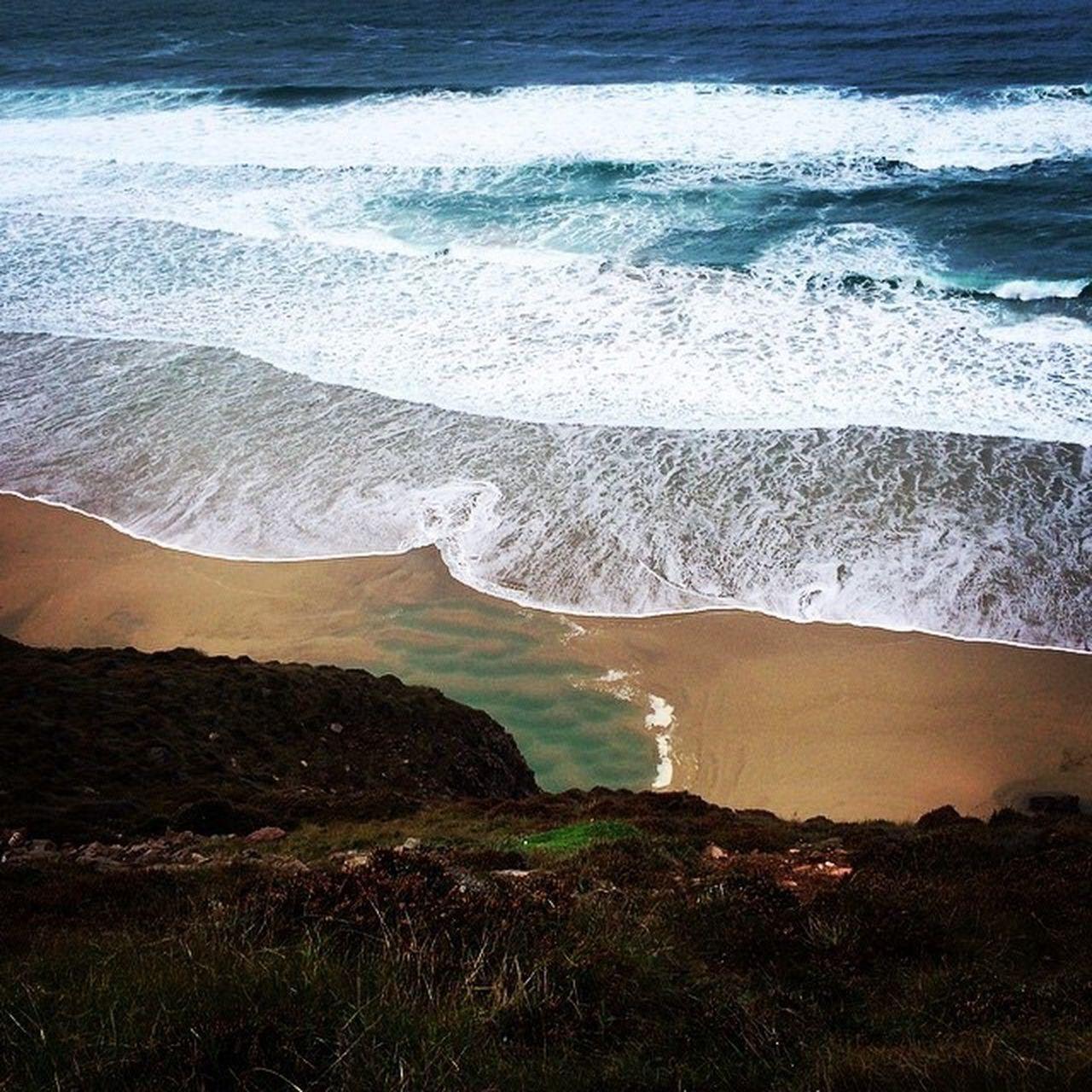 St Agnes Blue Wave