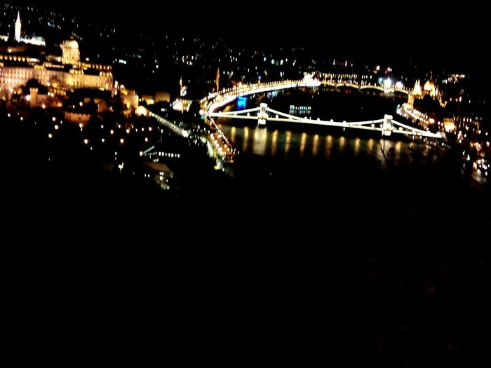 Budapest Hungary Duna Nightphotography Night BP Beautiful Day Chain Bridge