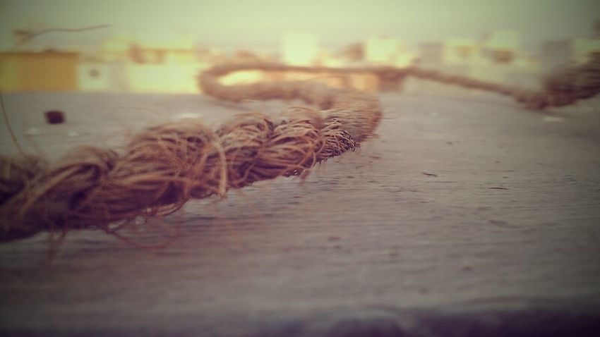 Rope Timepass Click Vintage Photo
