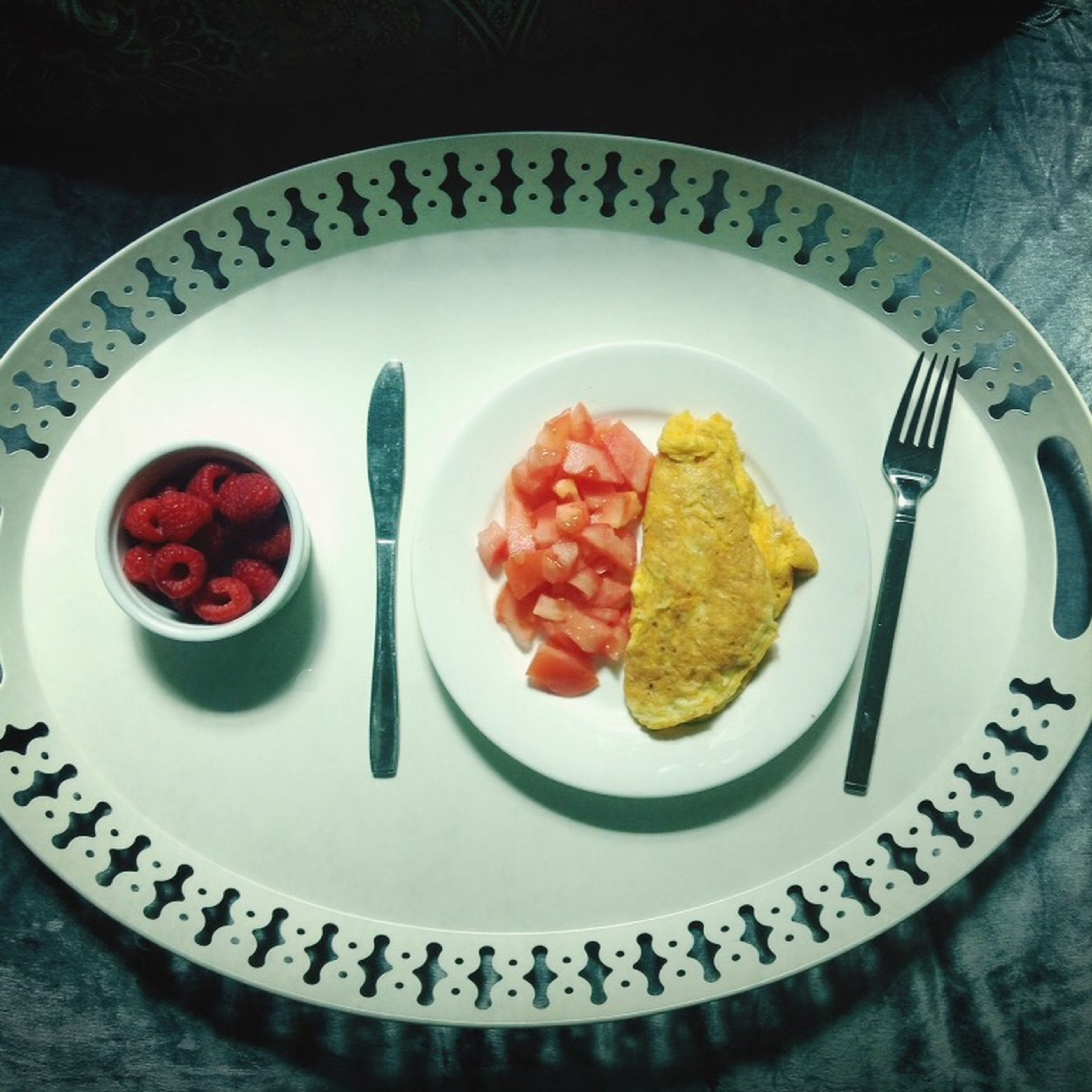 food and drink, food, indoors, plate, freshness, ready-to-eat, still life, table, indulgence, high angle view, serving size, sweet food, bowl, directly above, unhealthy eating, meal, breakfast, dessert, close-up