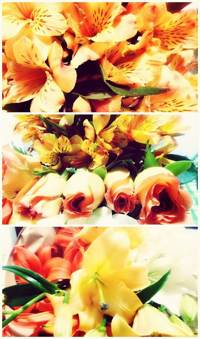 Diy bouquet Flowers Bouquet Lilium Wedding Bouquet