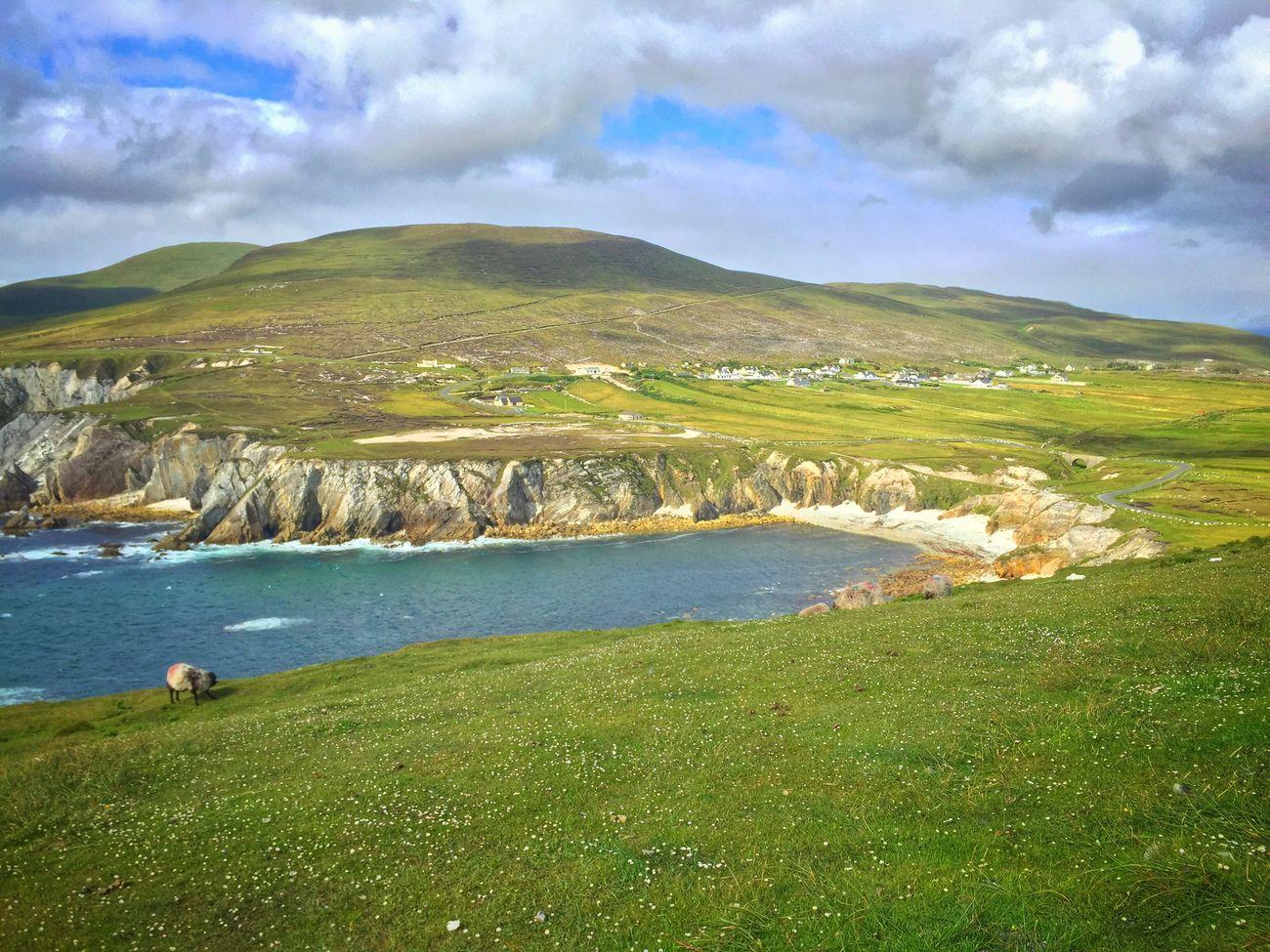 Achill Achill Island Mayo County Mayo Wild Atlantic Way Ireland Landscape