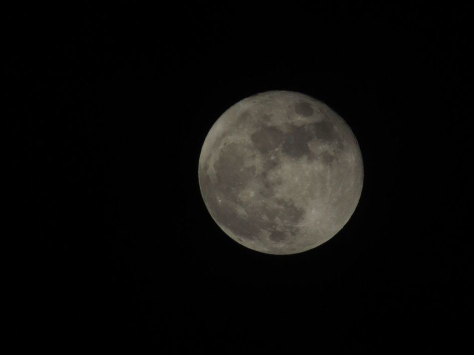 Moon Night Full Moon Astronomy Nature Moon Surface Beauty In Nature No People Planetary Moon Black Background Outdoors Space Sky Night Night Sky Wolf Moon
