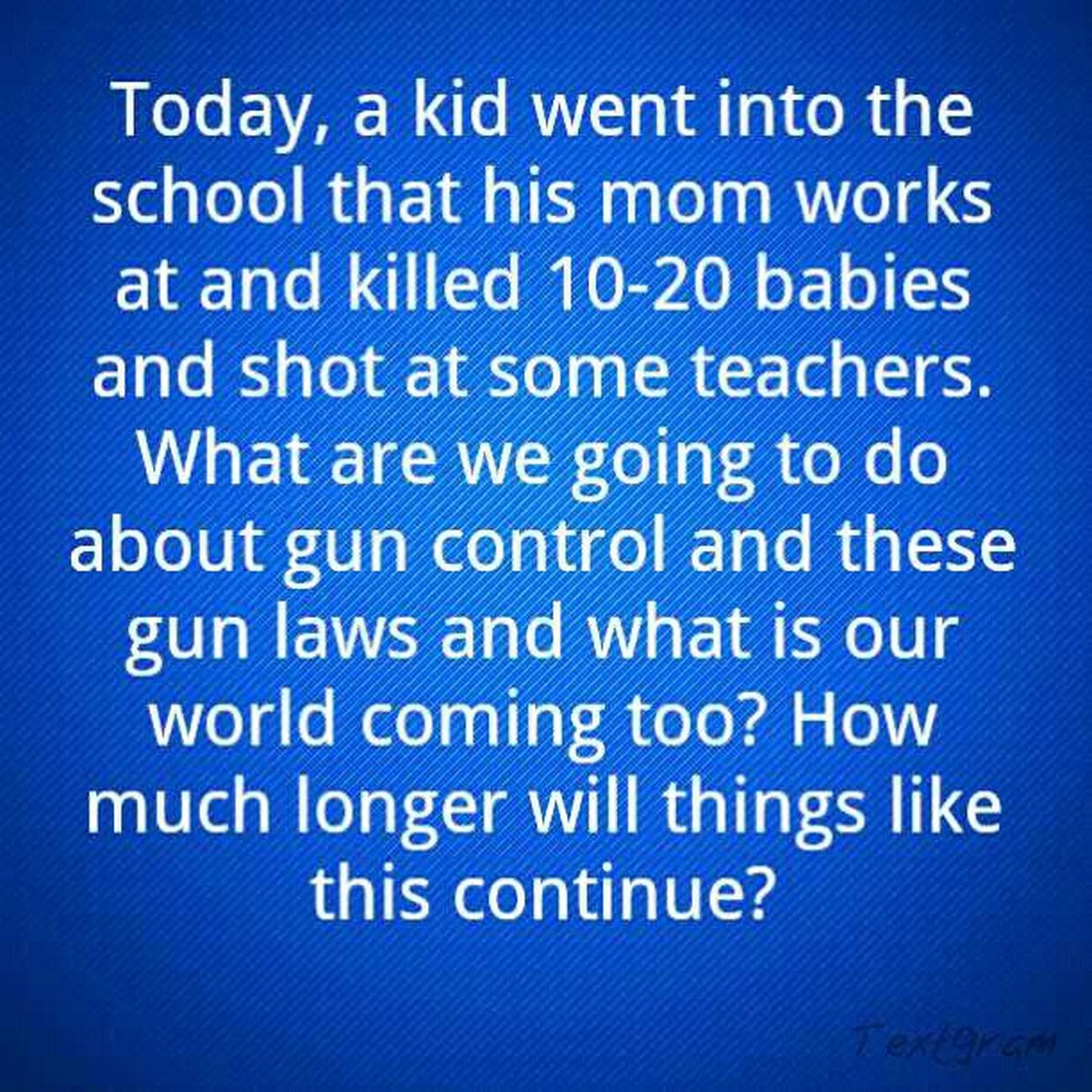 GunControl Gunlaws Tragedy Theworld