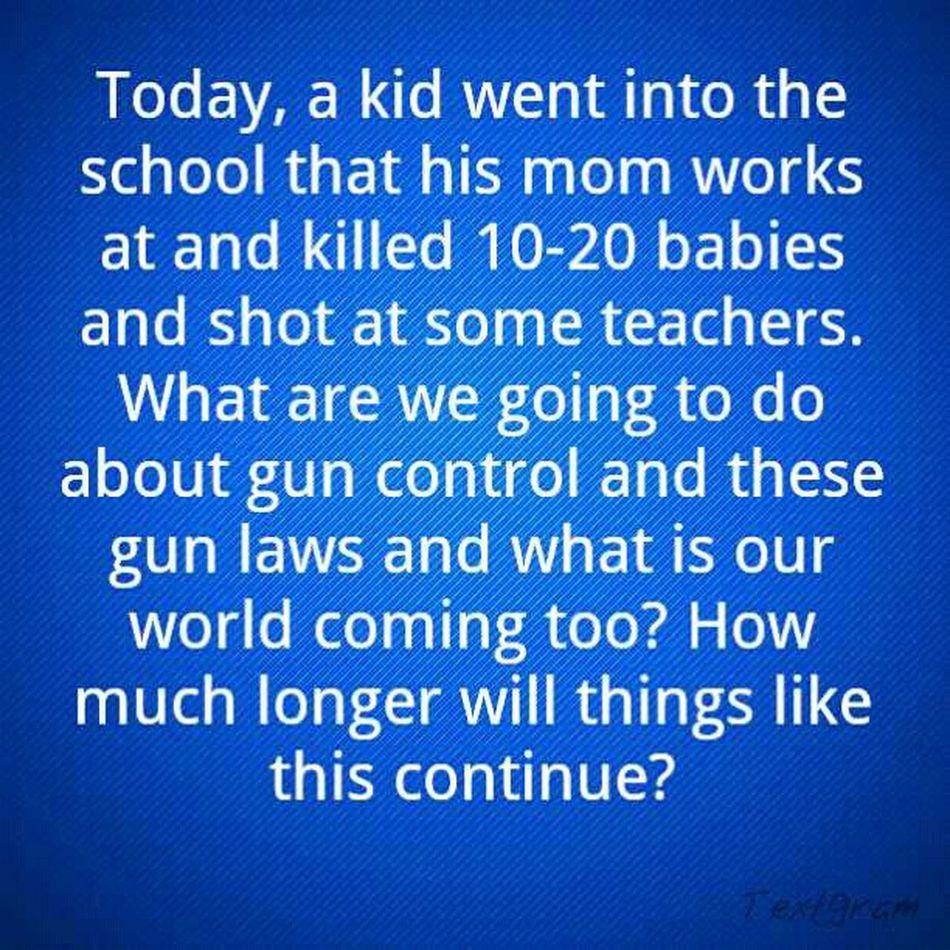 GunControl Gunlaws Tragedy Theworld