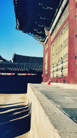7700 Rooms Destroyed Twice Gyeongbokgung Palace, Seoul Architecture