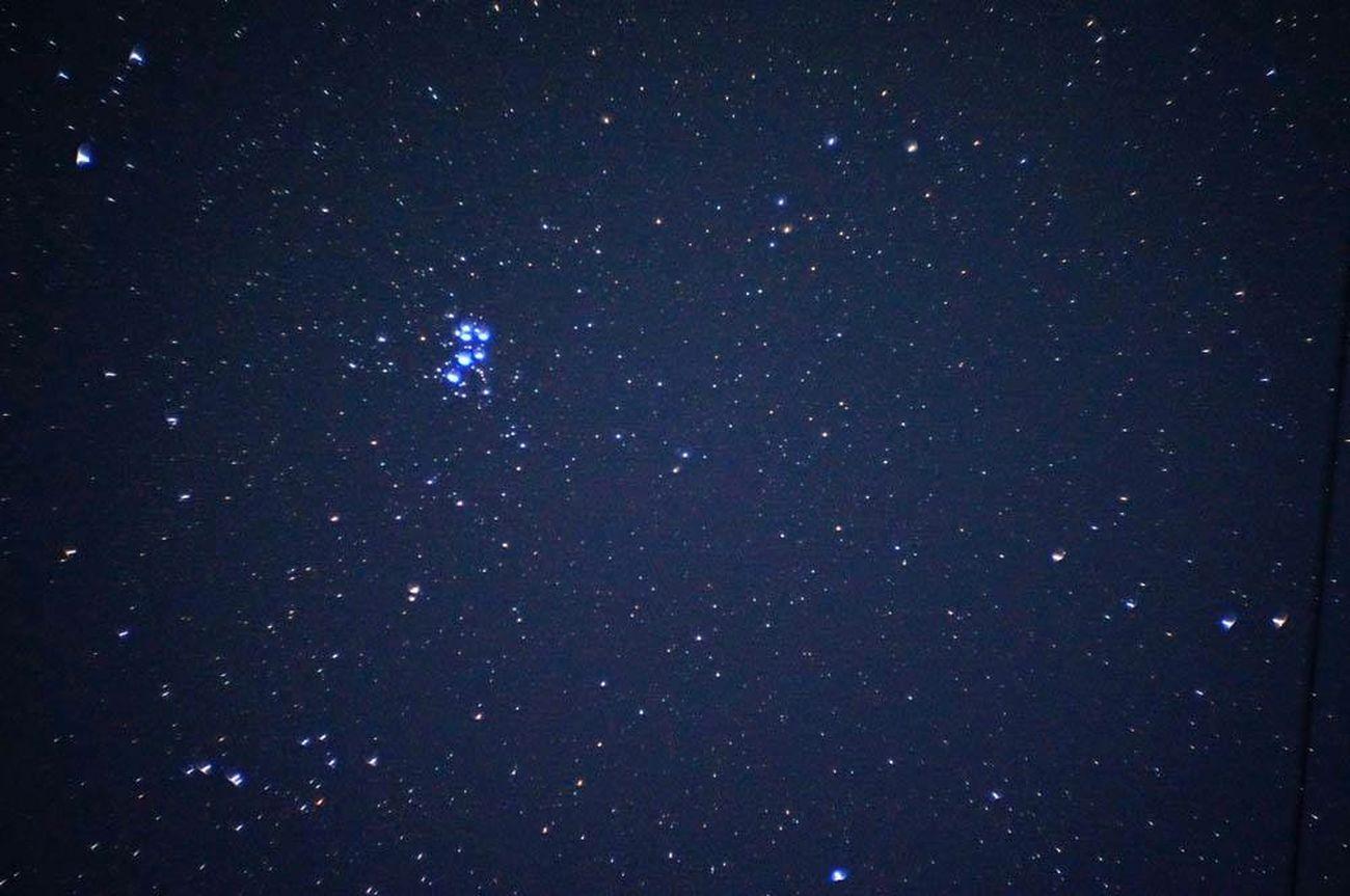 Юпитер 3 で 星 を 撮ってみた