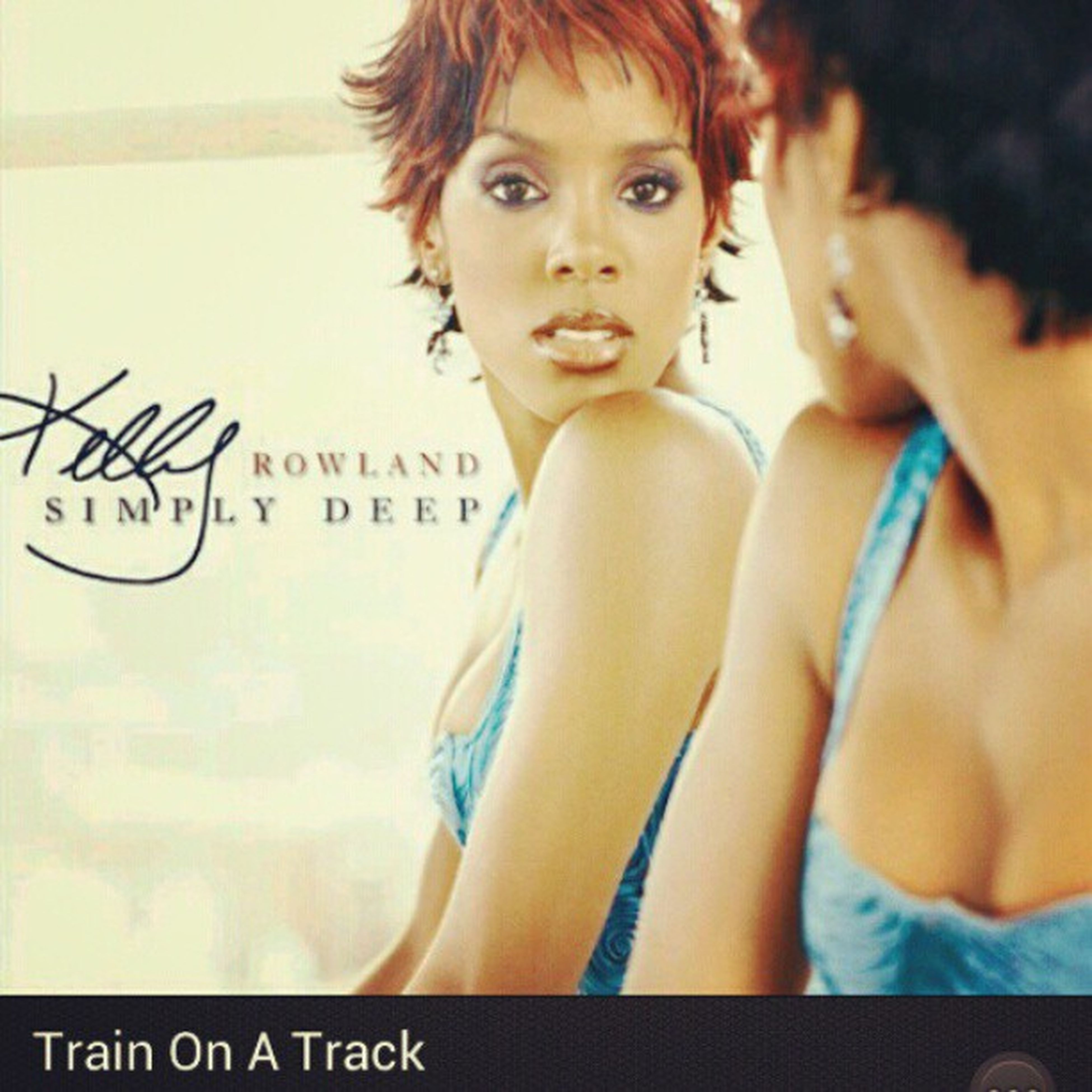 Downloaded this last night... One of my Favoritecds from years ago. Still just as good. Kellyrowland Simplydeep