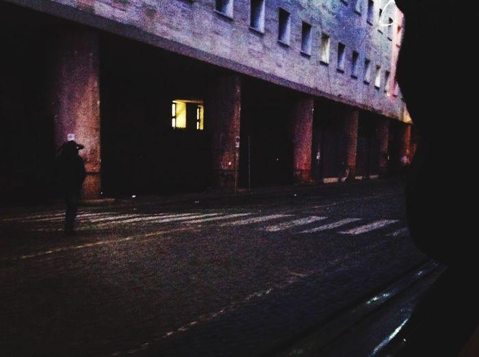Stazione Termini Window