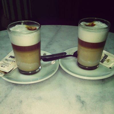 Coffee at Llucmajor by morticiaadams