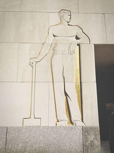 Wall Sculpture Sculpture Walking Around Buildings ArtWork Travel Photography