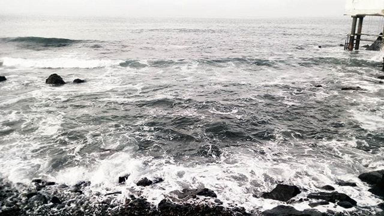 sea, wave, water, beauty in nature, nature, horizon over water, scenics, tranquility, no people, rippled, outdoors, beach, tranquil scene, motion, day, crash, power in nature, sky