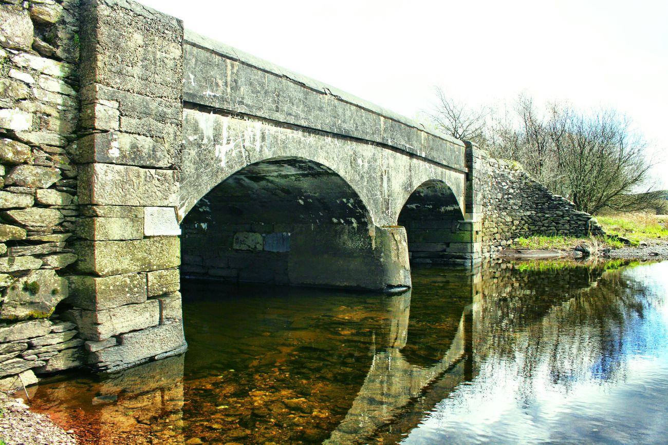 bridge Outdoors river Macroom Ireland