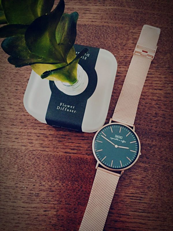New strap for SMOKO watch Enjoying Life Hello World Fashion Instapics Happy Outfit #OOTD Smoko Check This Out