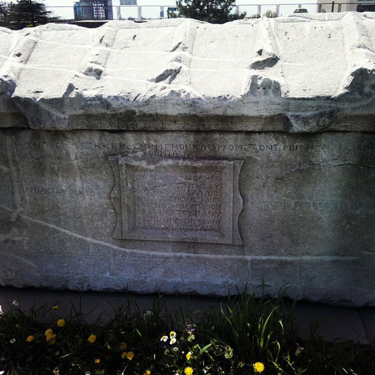 Tarihiromahamamı Lahit Sarcophagus Rome ankara ulus