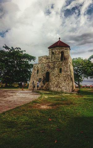 Isosceles Architecture Built Structure Grass Outdoors History Architecture Colonial Architecture Spanish Architecture Bohol Philippines