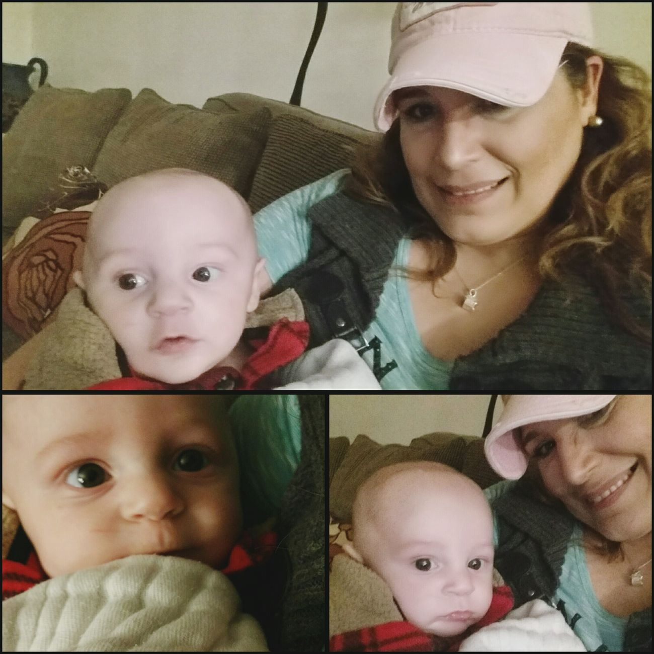 Precious Rylan came to visit us today Beautifulbabyrylan Heisgorgeous Eccmdpeople