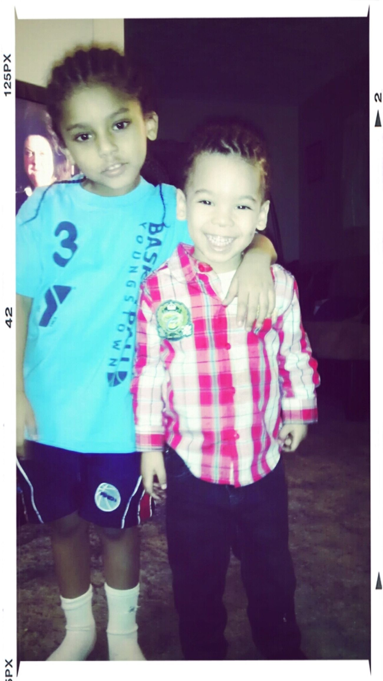 My Nephews