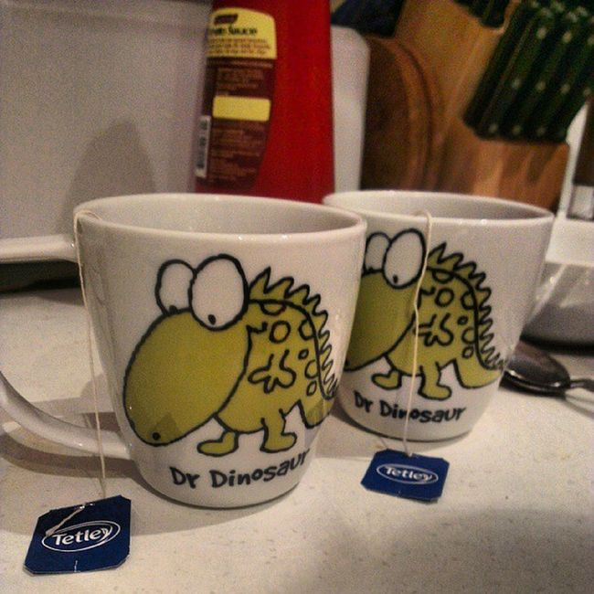 Teambadassmug Dr Dinosaur returns!
