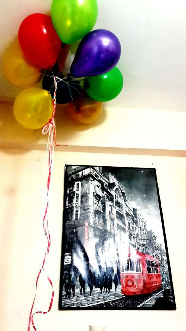 AirBalloon Istiklal Hanging Out Hello World Relaxing Happy ı Love It ❤ ı Love Hım♥ Surprise