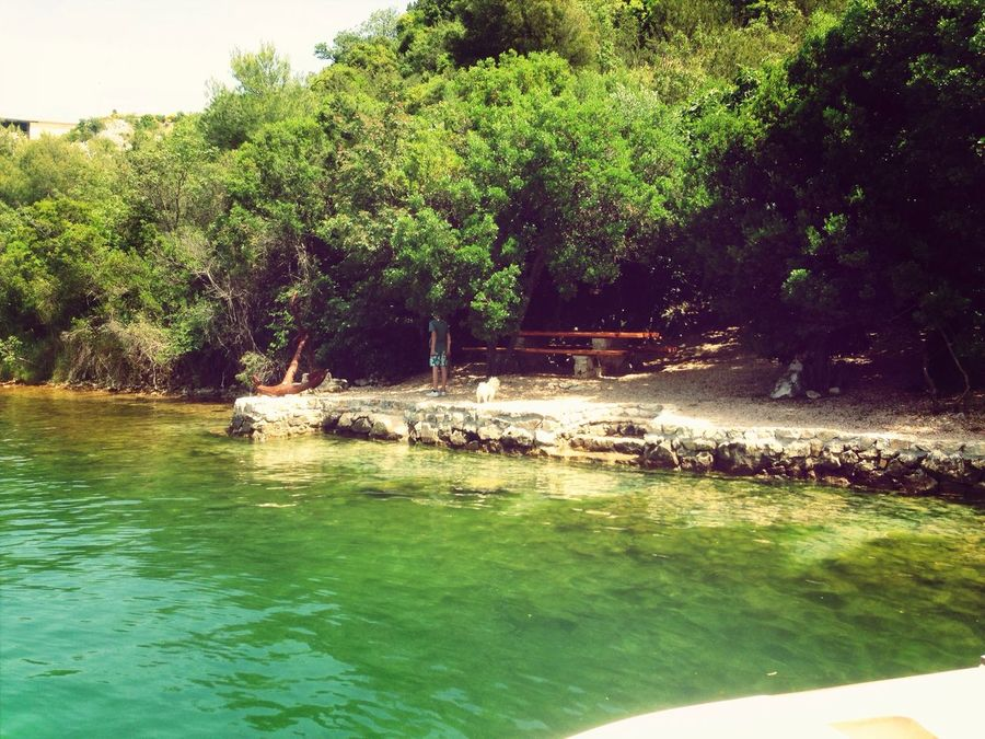 More pics from Croatia, have to go back there sometime again:) Croatia Water Beach Skradin