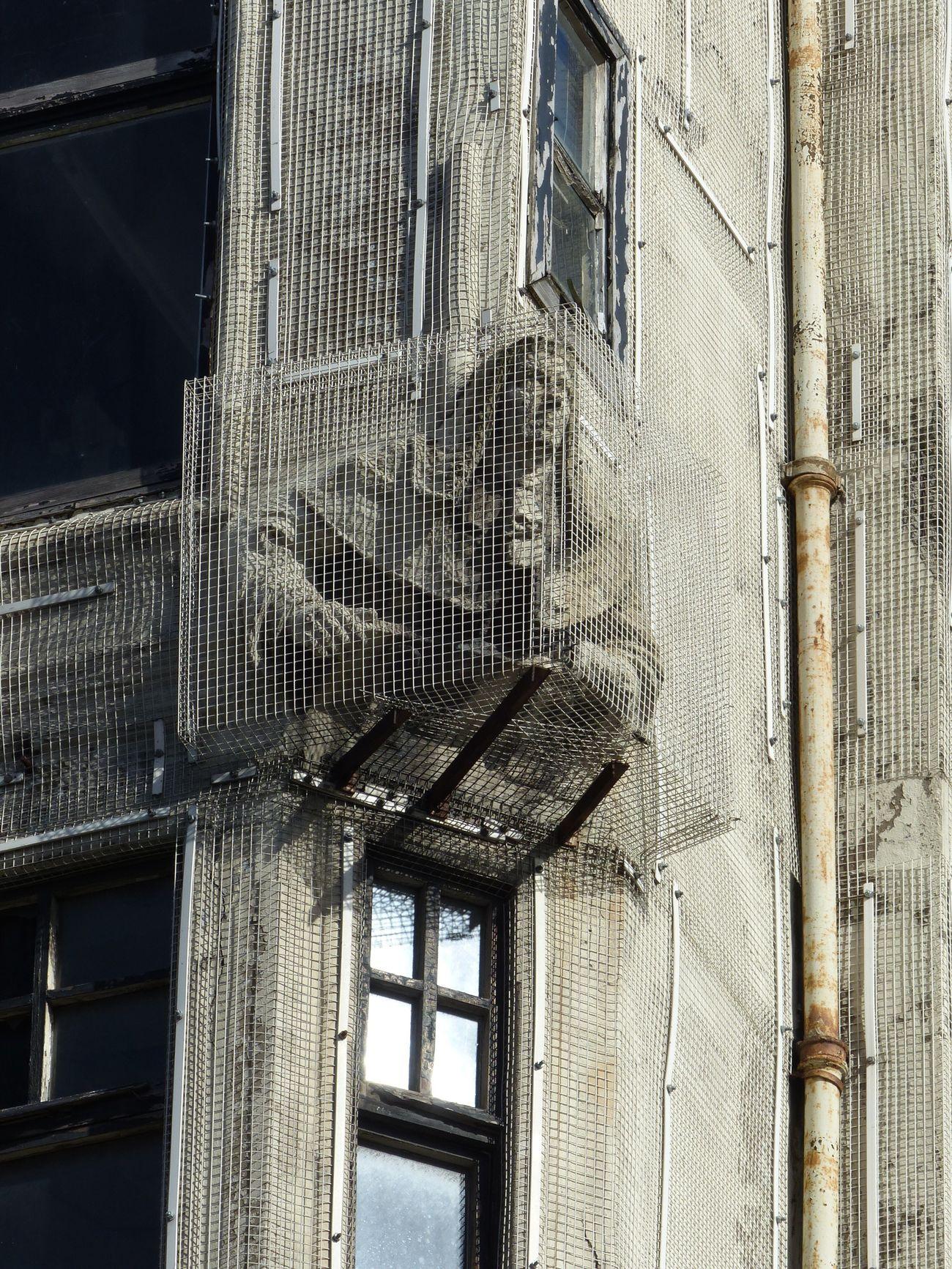 Hope St, Glasgow, art nouveau, caged justice, early concrete building. Window Architecture Built Structure Building Exterior GLASGOW CITY Art Nouveau Buildings