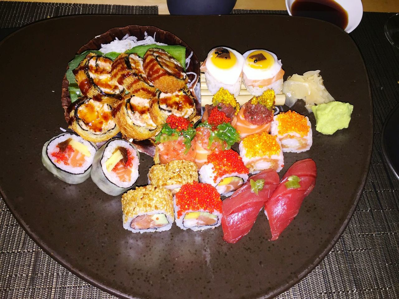 Food Freshness Healthy Eating Food And Drink Gourmet Sushi Time Sushilover Sushi Restaurant Sushiaddict