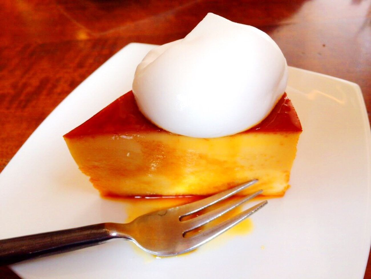 Pumpkin pudding😋❤️ Sweet Pumpkin Pudding Dericious カボチャ プリン