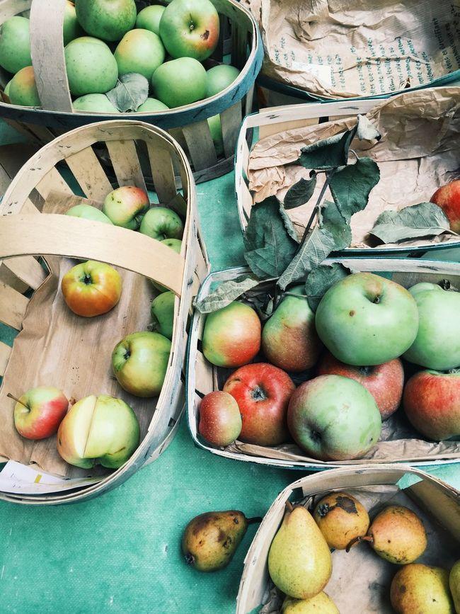 Fruits Freshfruits Farmers Market Enjoying Life Marketplace Organicfarm Organics Paris France