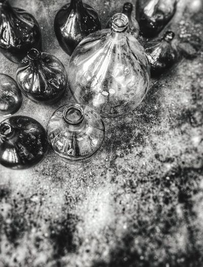 Bottles Group Of Objects No People Blackandwhite Interior Design Housedoctor Glass